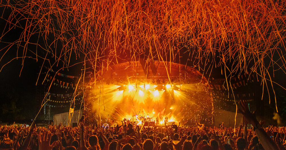 Wilderness, one of the best summer festivals in the UK
