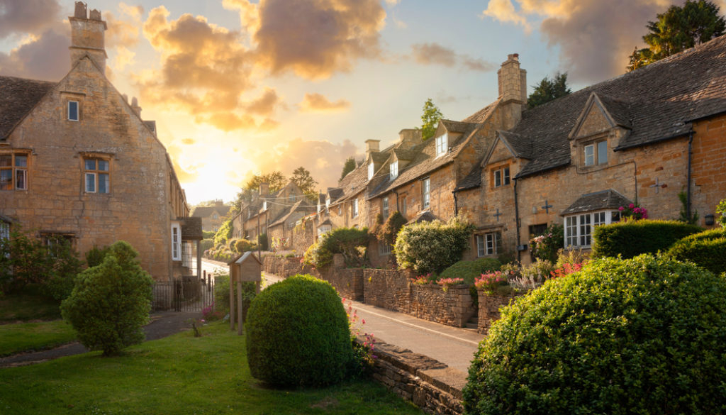 One of the best places to stay in the Cotswolds