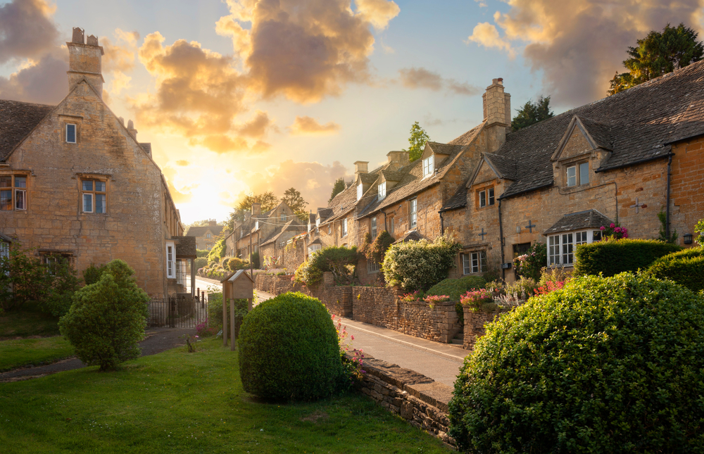 The best places to stay in The Cotswolds