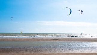 Best Kitesurfing in the UK