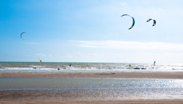 Best Kitesurfing in the UK