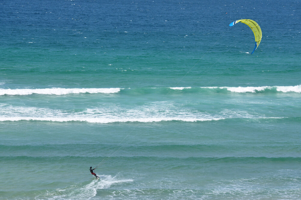 Best kitesurfing spots uk