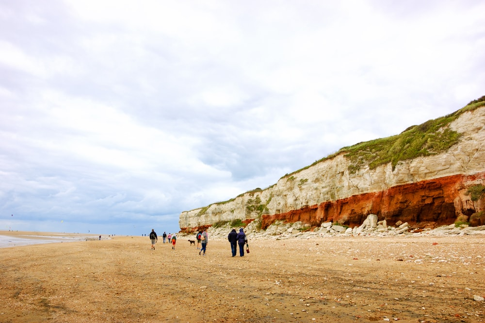 Hunstaton Beach Norfolk
