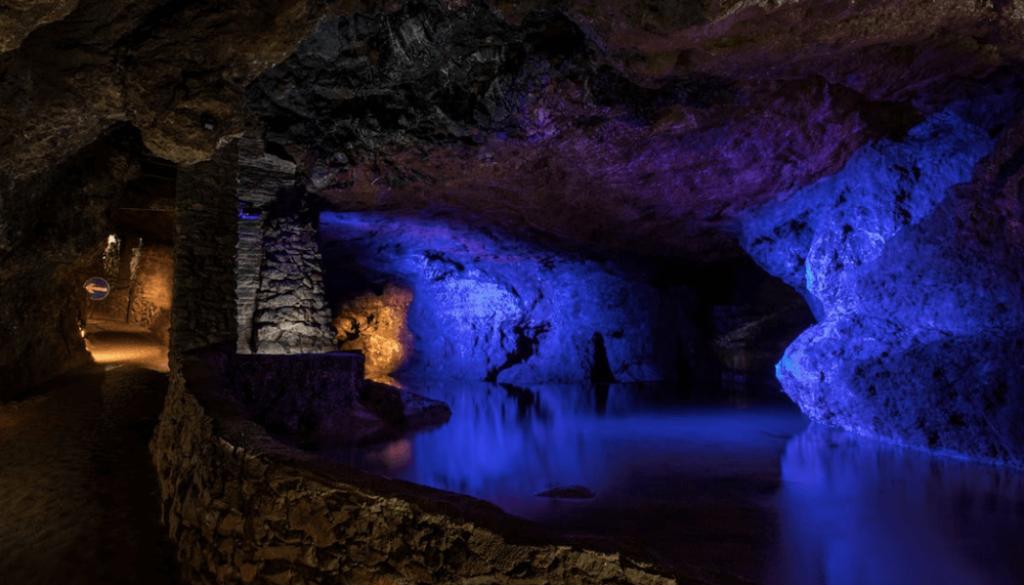 Best caves uk