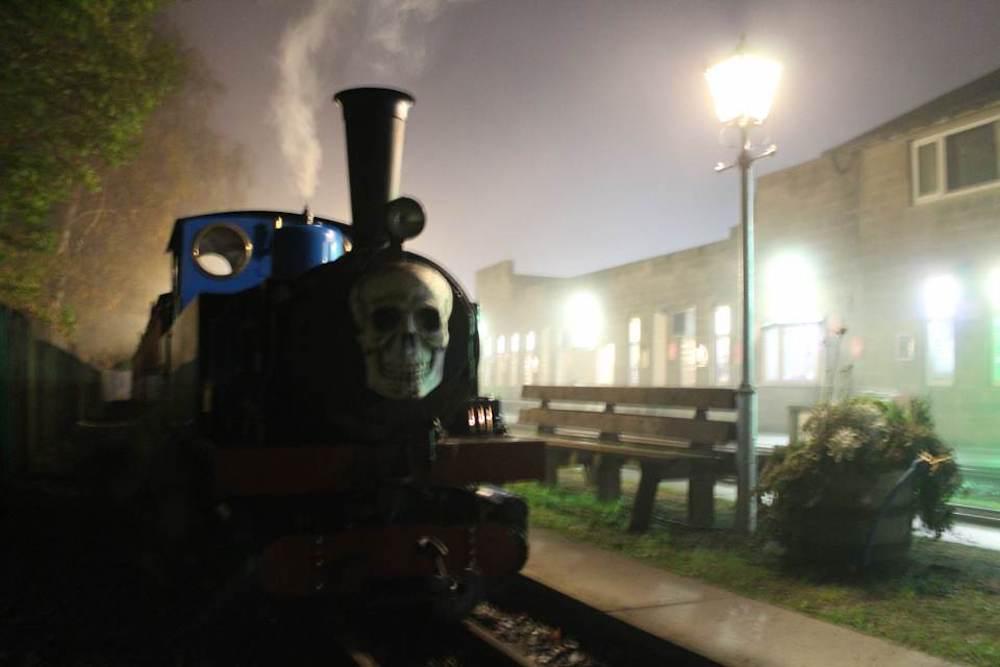 Kirklees Railway Ghost Train