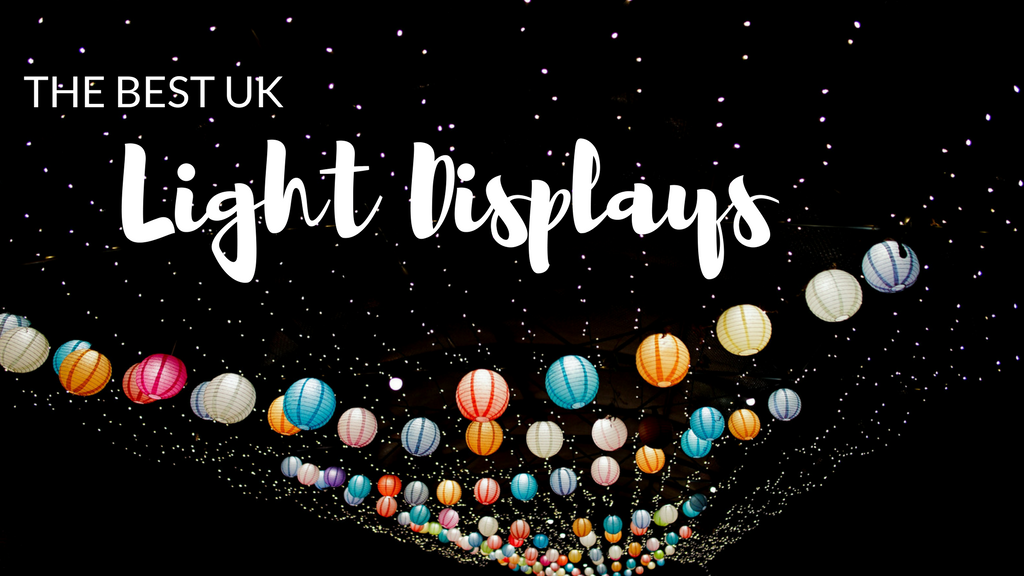 The Best Light Displays in the UK