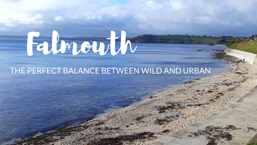 Falmouth: the perfect balance between wild and urban