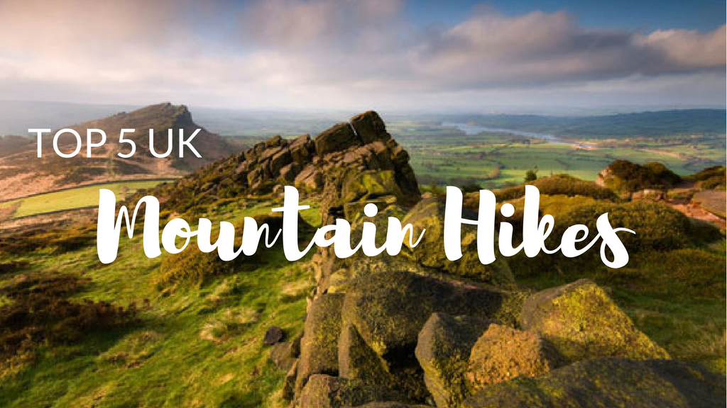 Top 5 UK Mountain Hikes