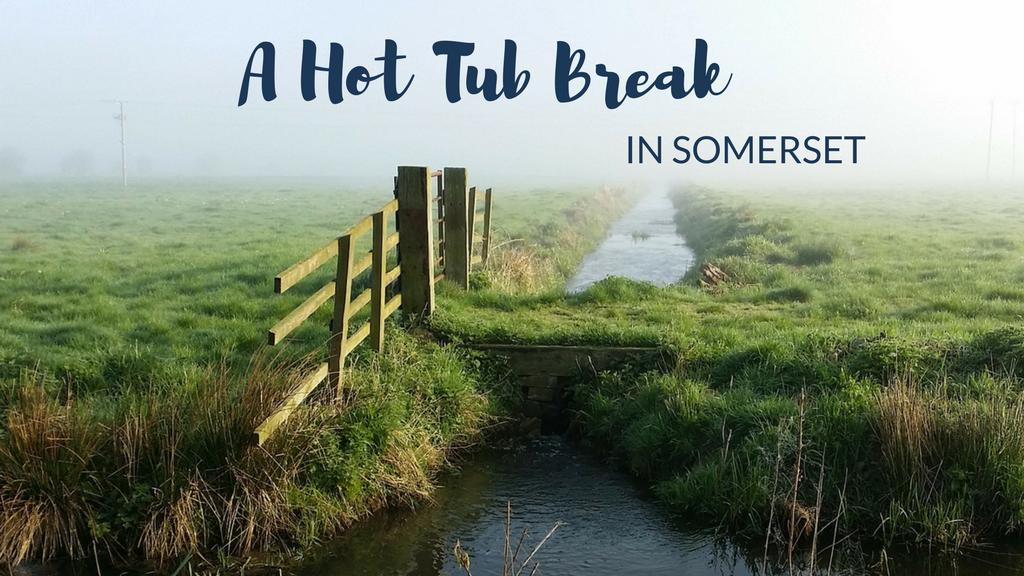 Last Minute Hot Tub Break in Somerset