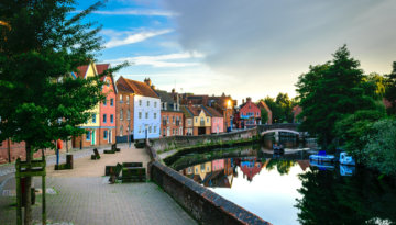 Norfolk, one of the top counties to visit in 2020