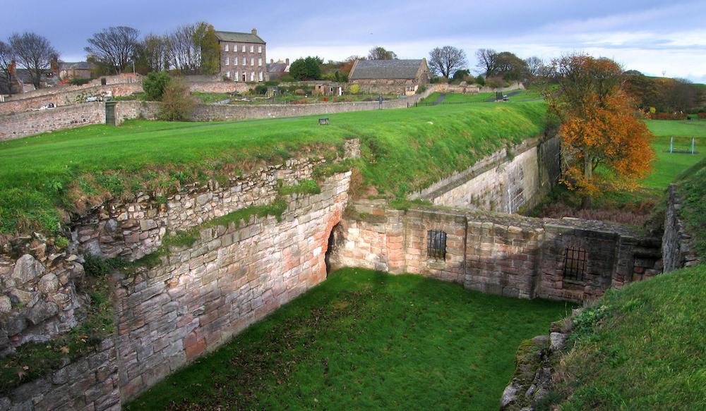 Berwick Elizabethan Town Walls