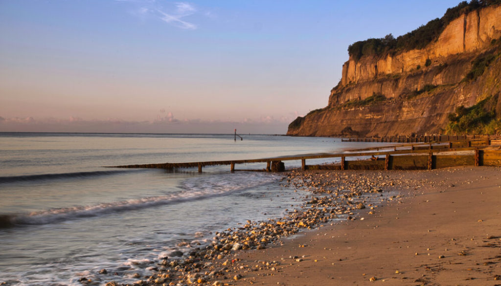 Admire the beauty of this island, one of the best things to do in the Isle of Wight