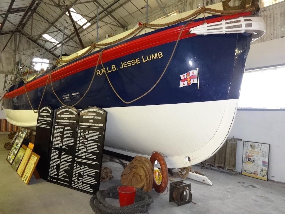 Classic Boat Museum