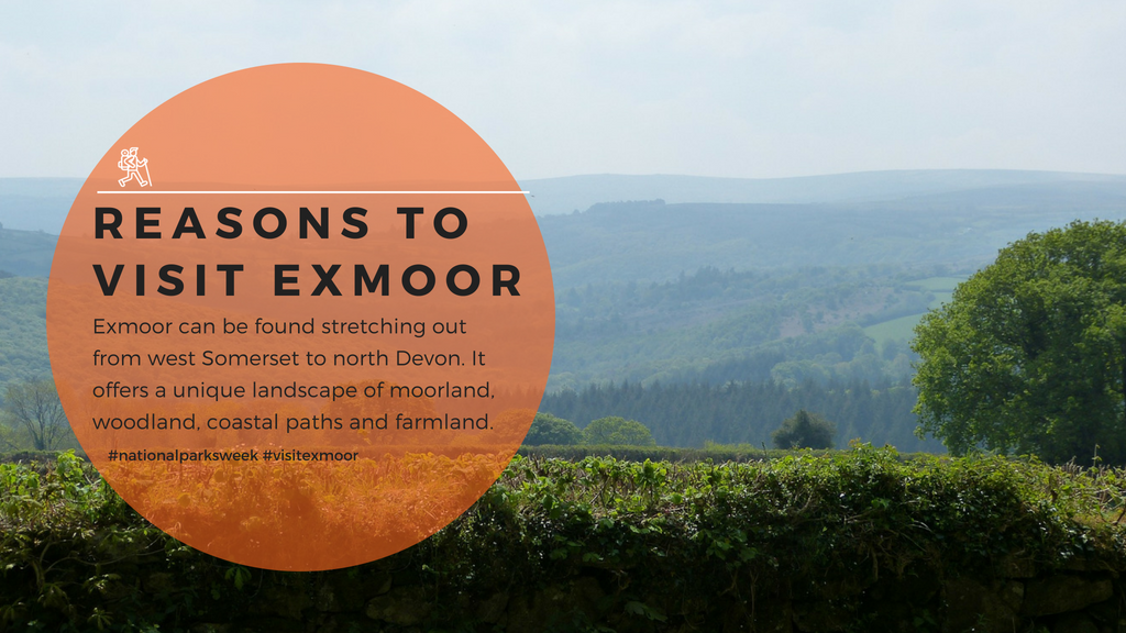 Five reasons to visit Exmoor