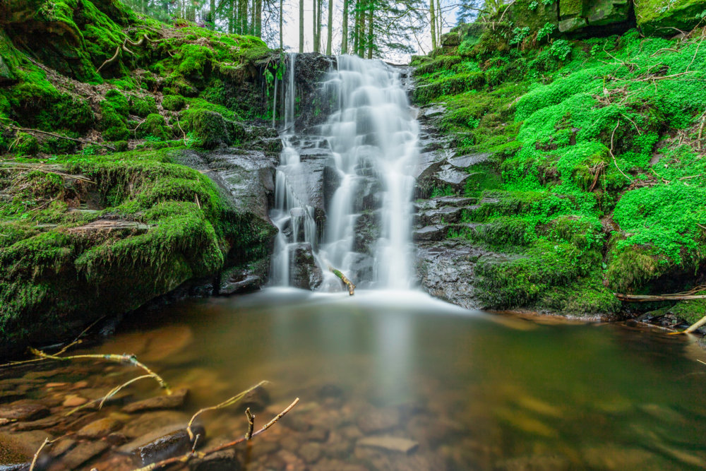 Cribyn, Powys, Brecon Beacons