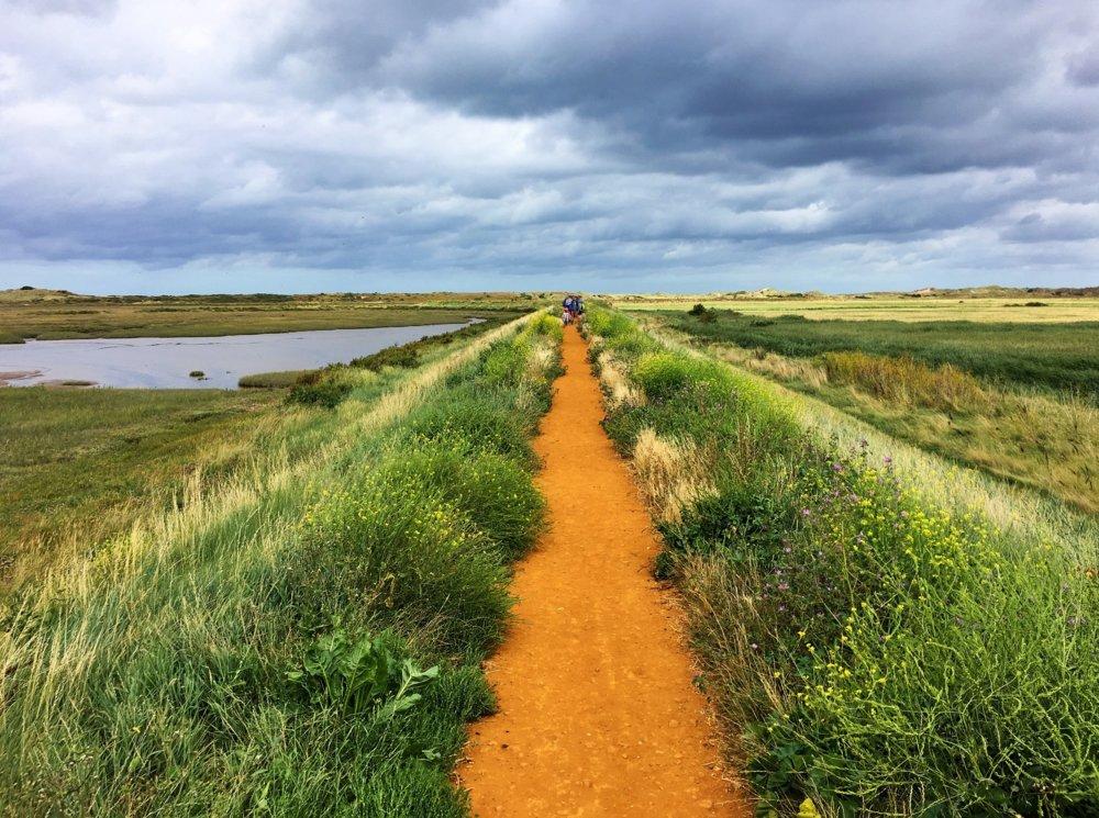 Holkham Nature Reserve, Norfolk