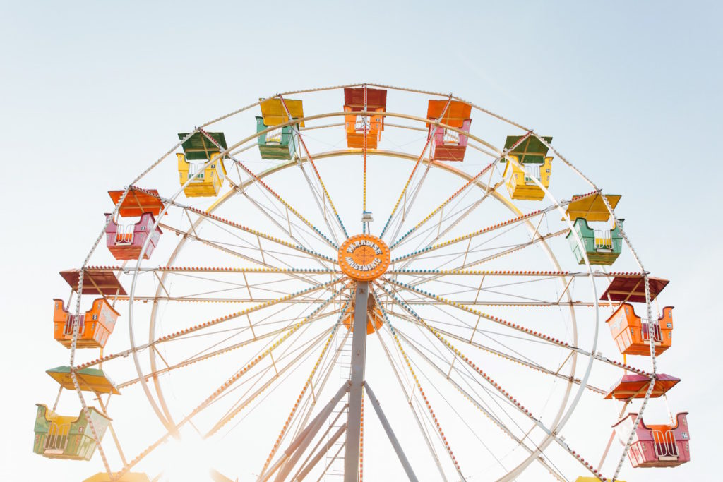 Top Easter events - fairground