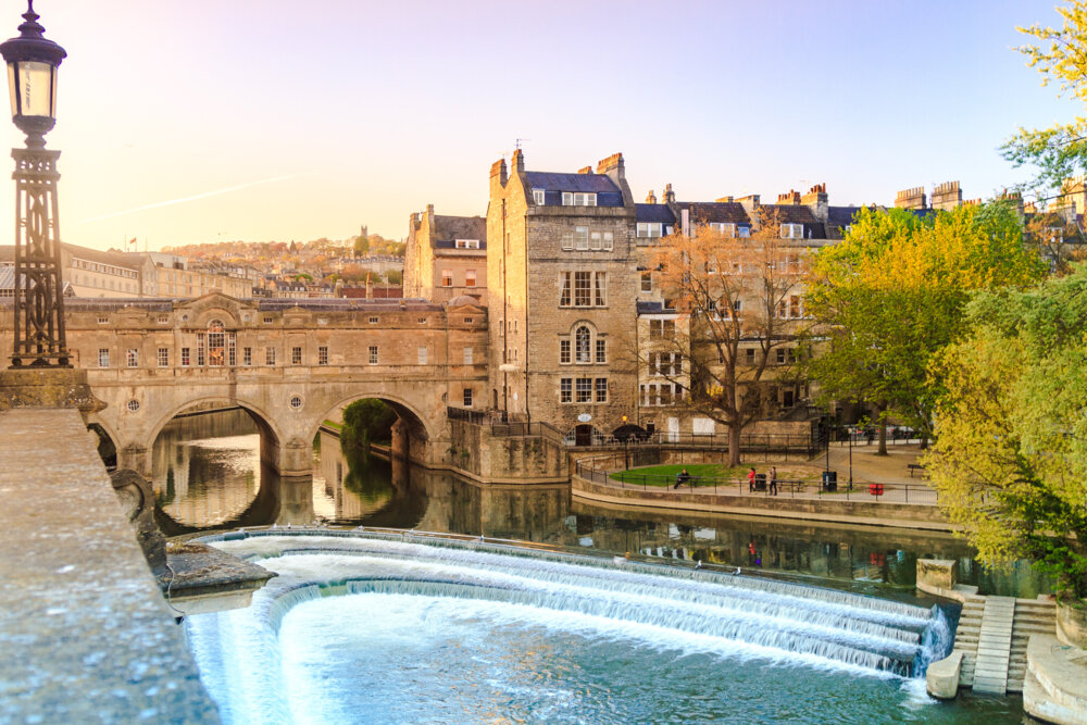 Bath, a great girls weekend away