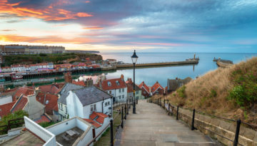 Luxury cottages in Whitby