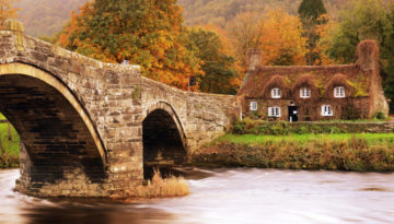 The best towns to stay in Snowdonia, Llanrwst