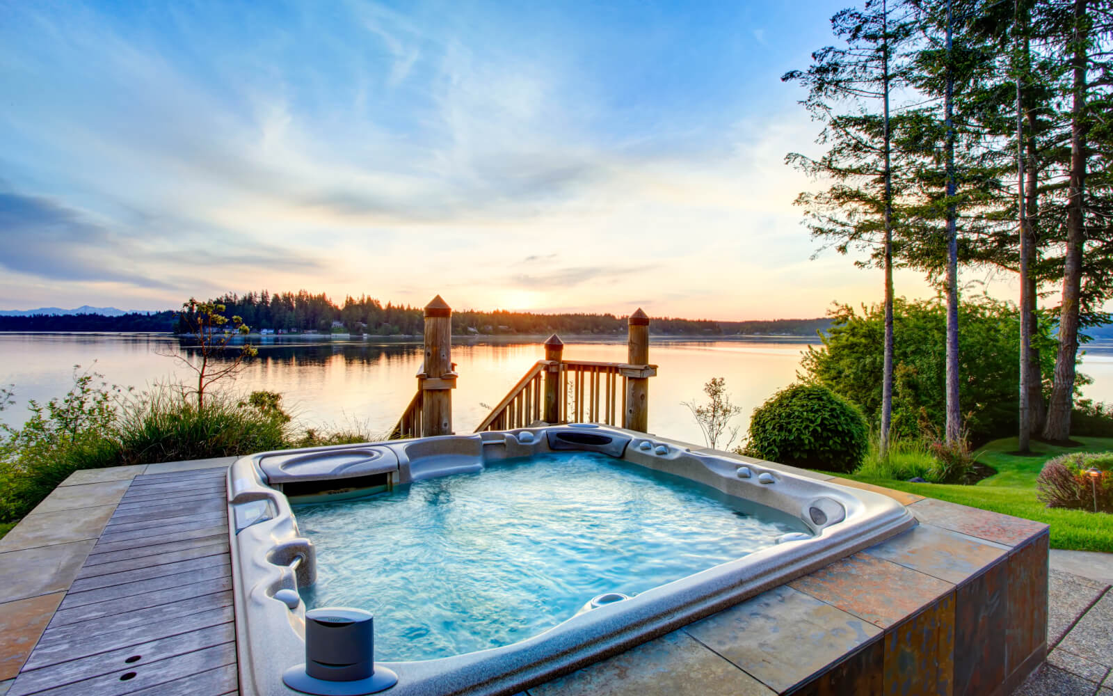 Last-minute Hot Tub Cottages in  Stanhope  - Save up to 60%