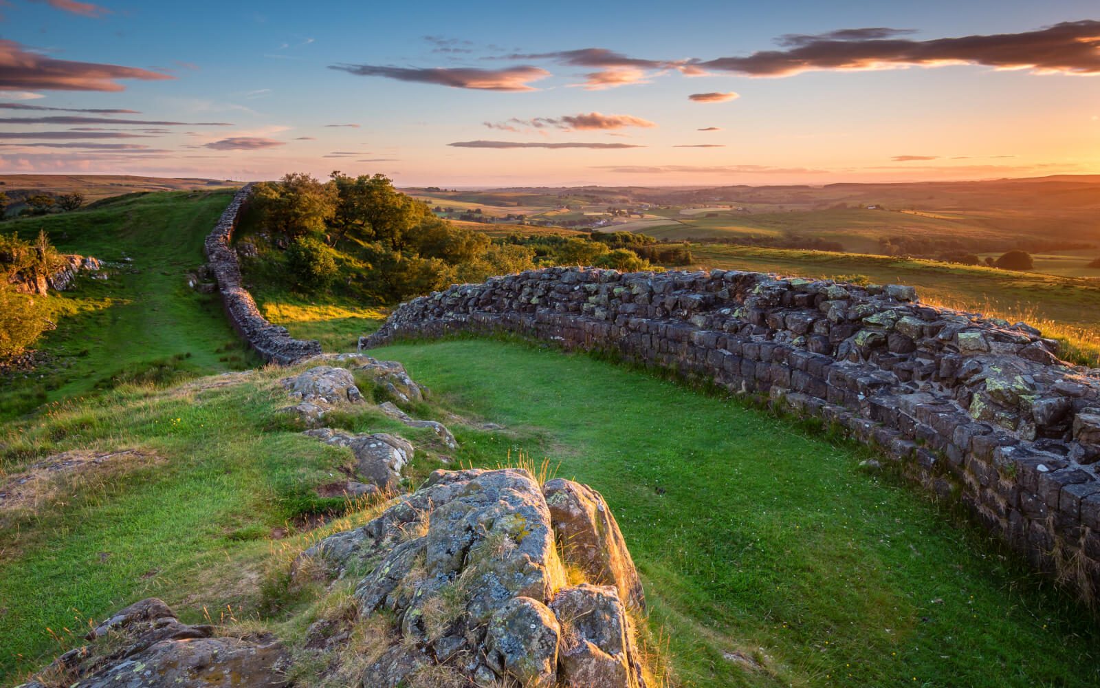 Last-minute Group Accommodation Cottages in  Northumberland  - Save up to 60%