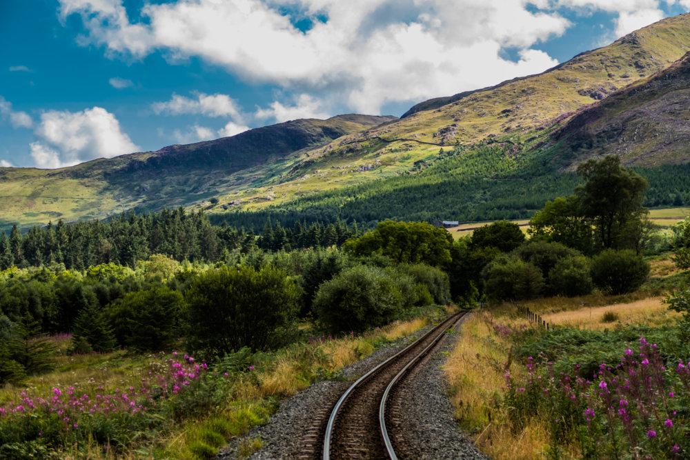 The Best Walks in Wales