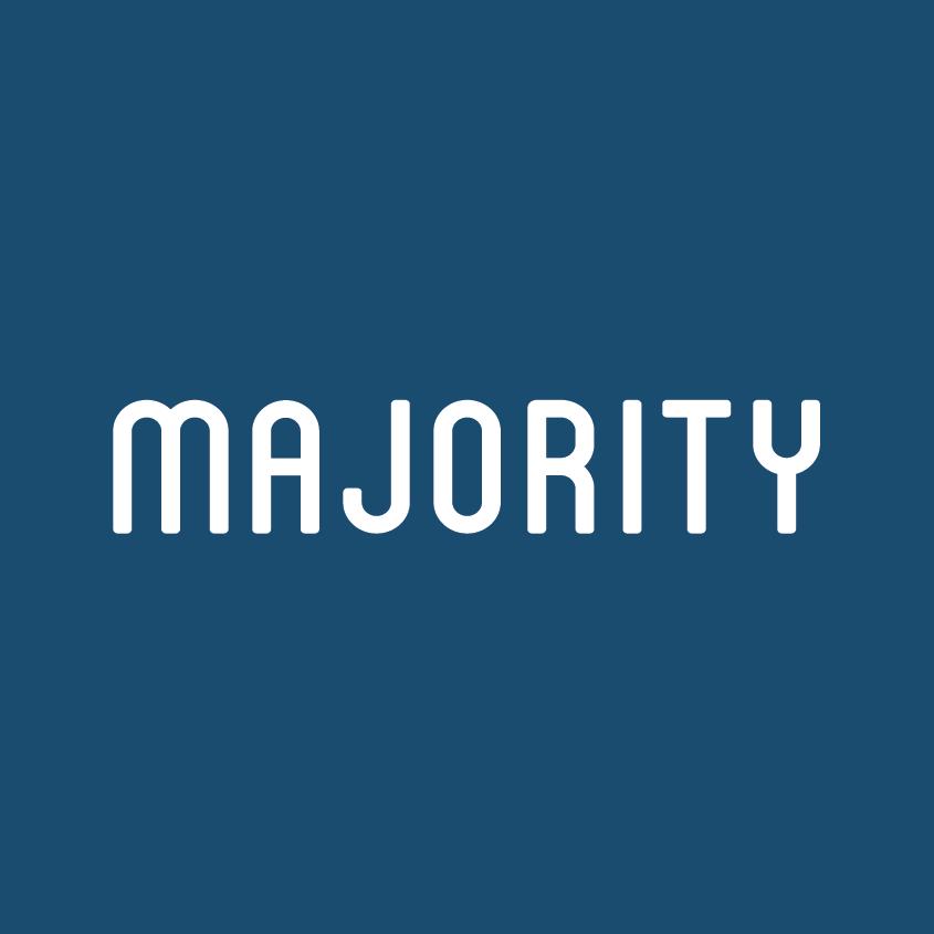 Majority Logo