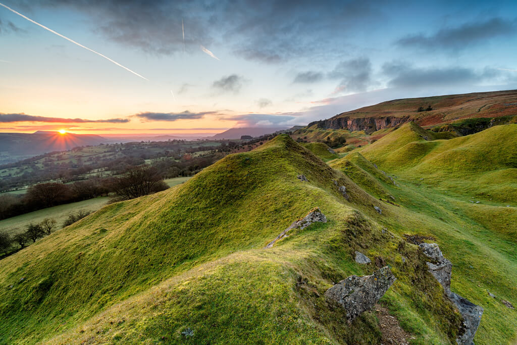 Best towns to stay in Wales, Brecon