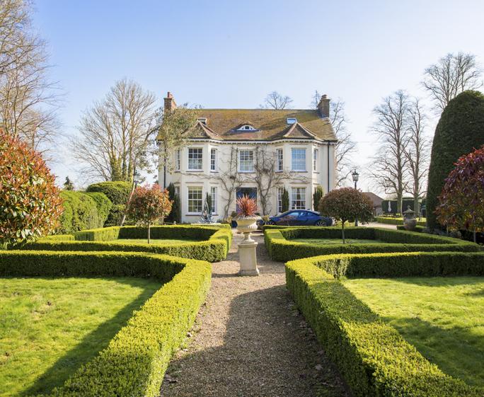 Apple House, Tyringham and Filgrave, Tyringham