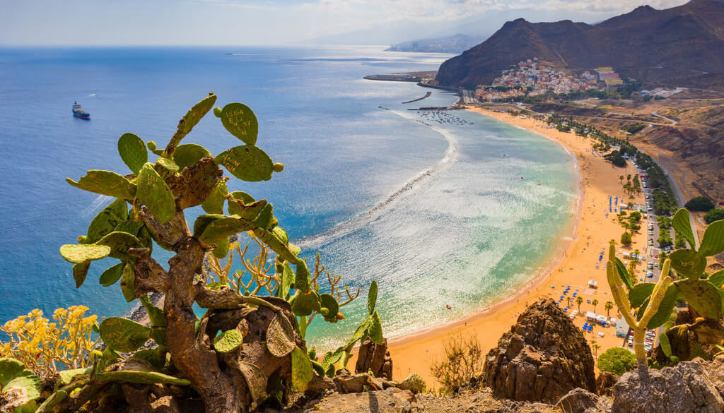Tenerife, one of our hand-picked weekend trips from London to Europe