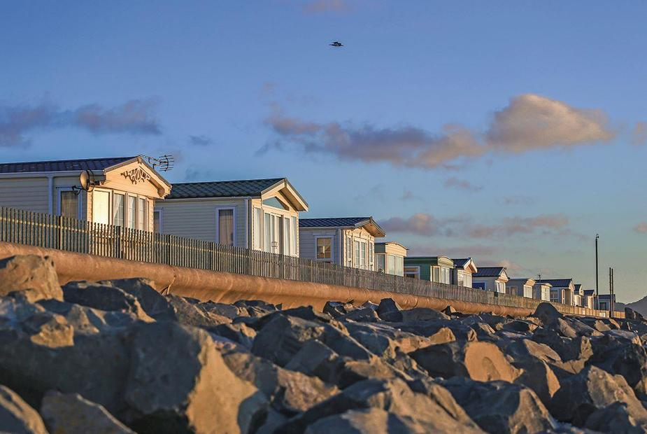 The marvellous holiday homes in Golden Sands Rhyl