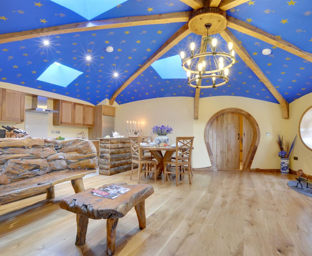 Bodiam Hobbit House
