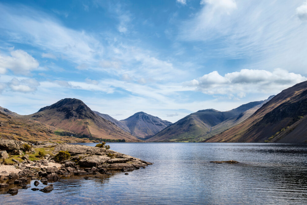 Lake District, one of the best places to take your girlfriend in the UK