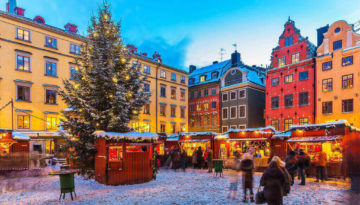 One of the best Christmas markets across the UK and Europe