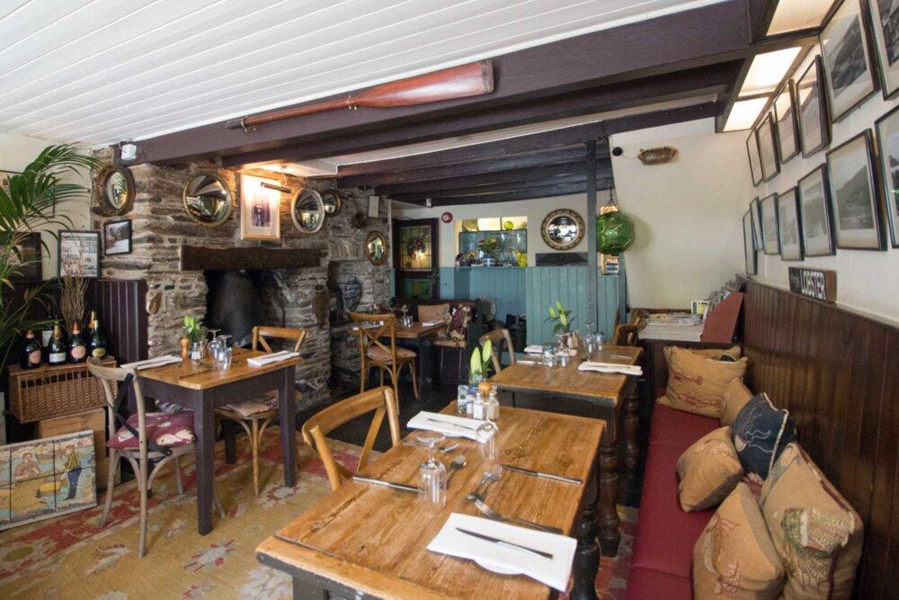 Port Gaverne Restaurant