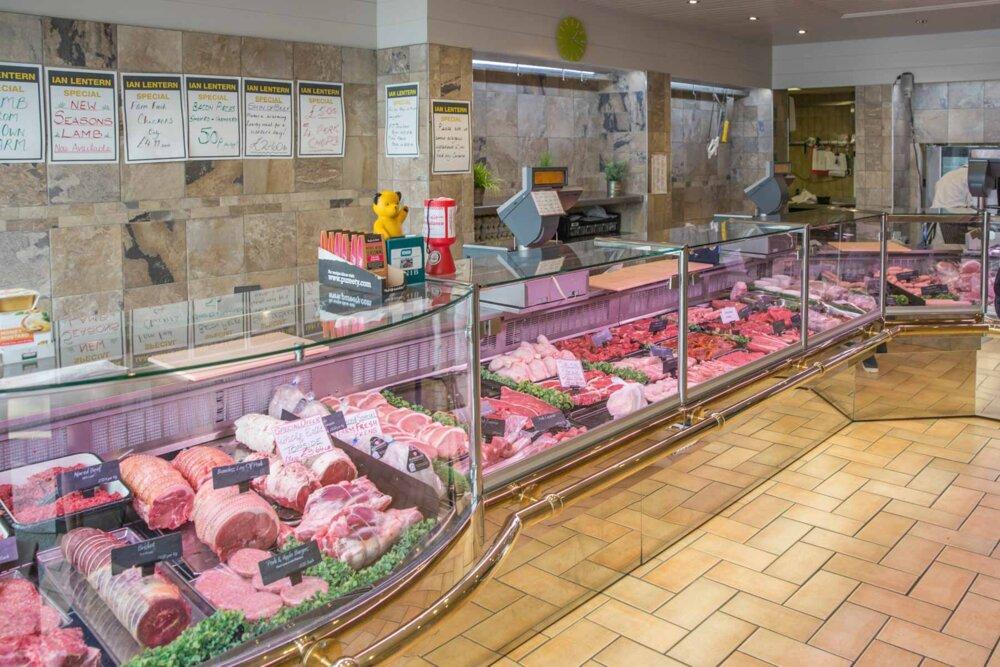 Ian Lentern Butchers