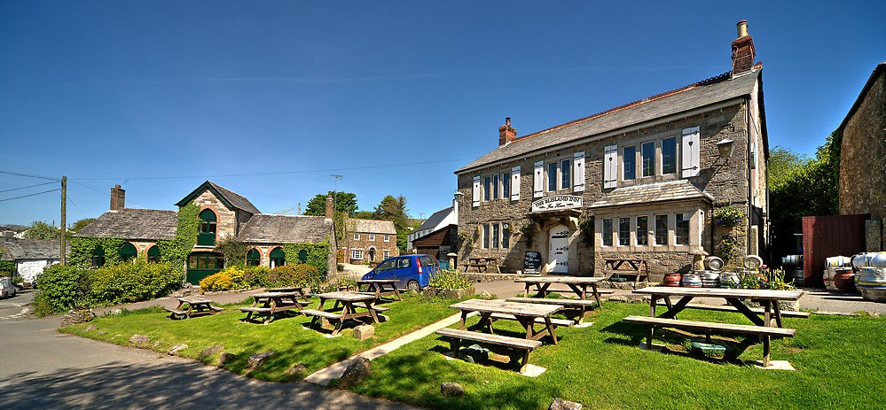 The Blisland Inn