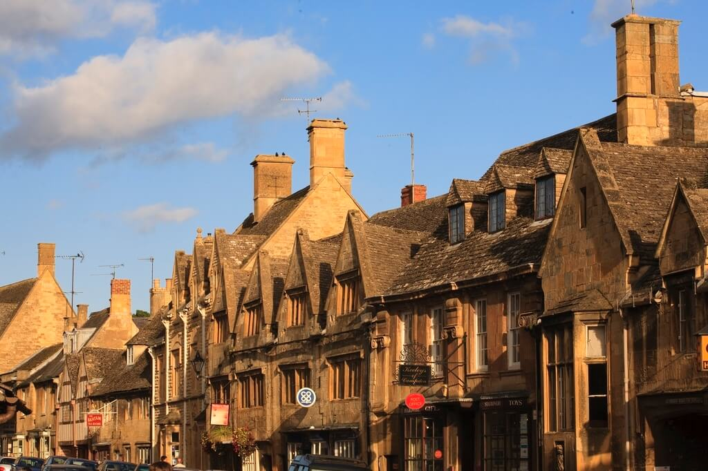 The picturesque Chipping Campden, one of the 10 best places to stay in the Cotswolds
