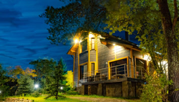 One of the best New Year cottages for large groups