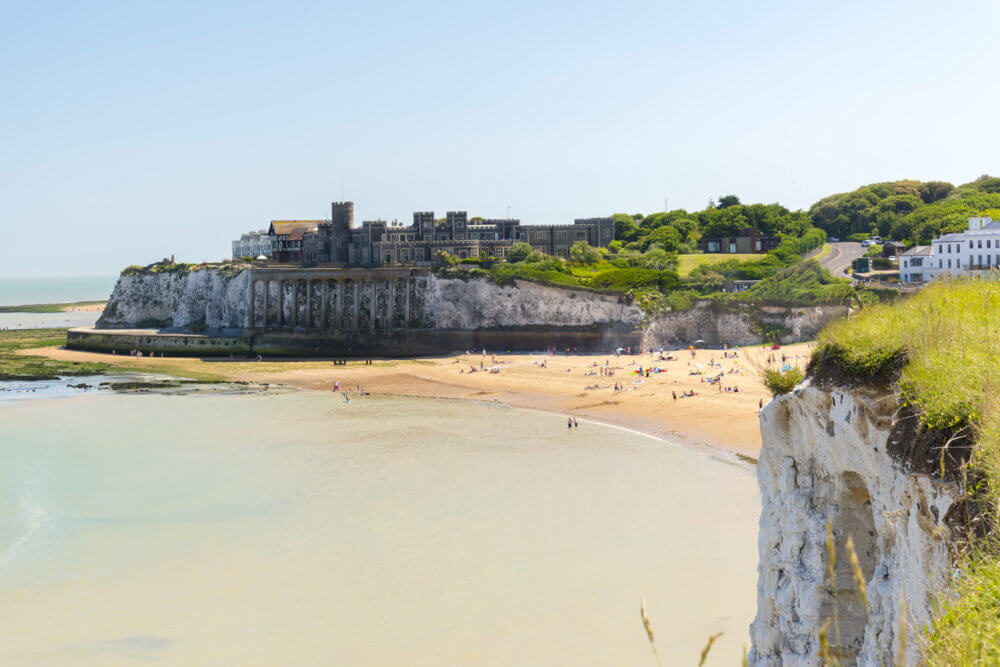 Visit the coast, one of the best things to do in Kent today