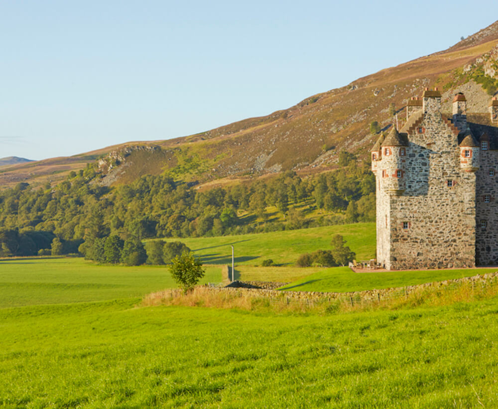 The Fortalice, one of the best Romantic getaways in Scotland