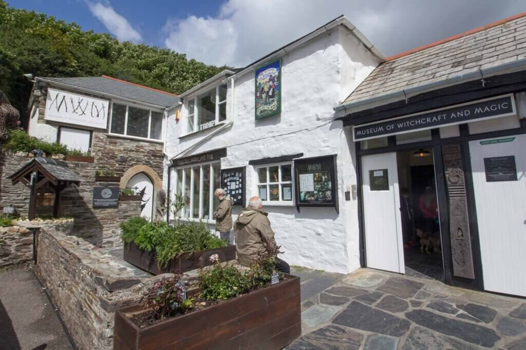 Museum of Witchcraft & Magic, one of the best of Cornwall culture