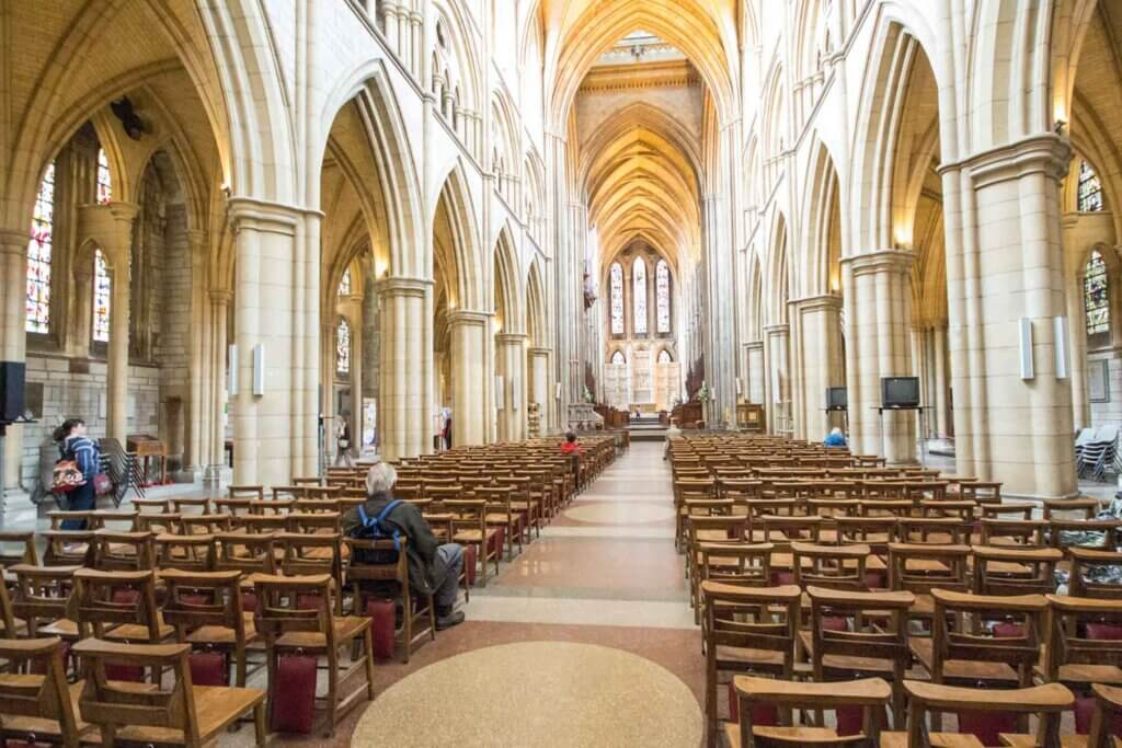 Truro Cathedral, the best of Cornwall culture