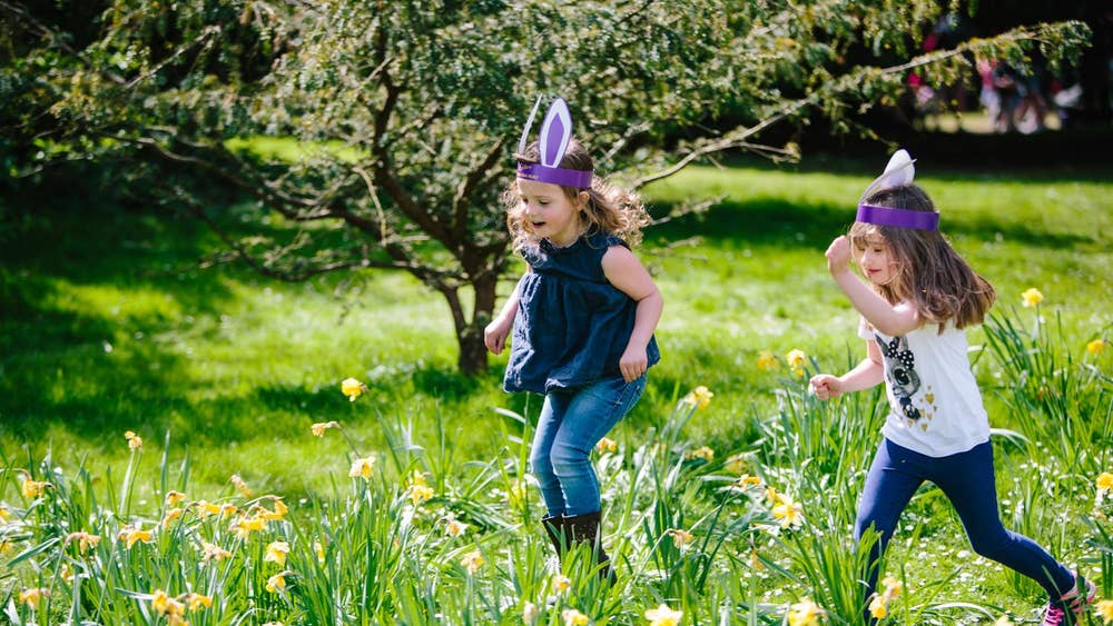 Cadbury Easter Egg Hunt, one of the best Easter events 2020