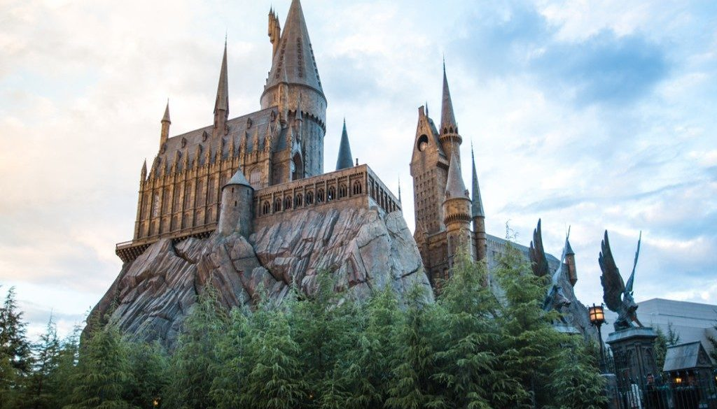 Choose Hogwarts for a Harry Potter holiday in the UK