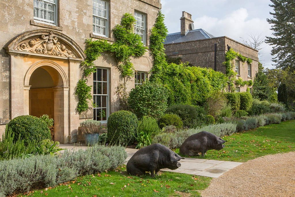 The Pig, one of the best sustainable restaurants