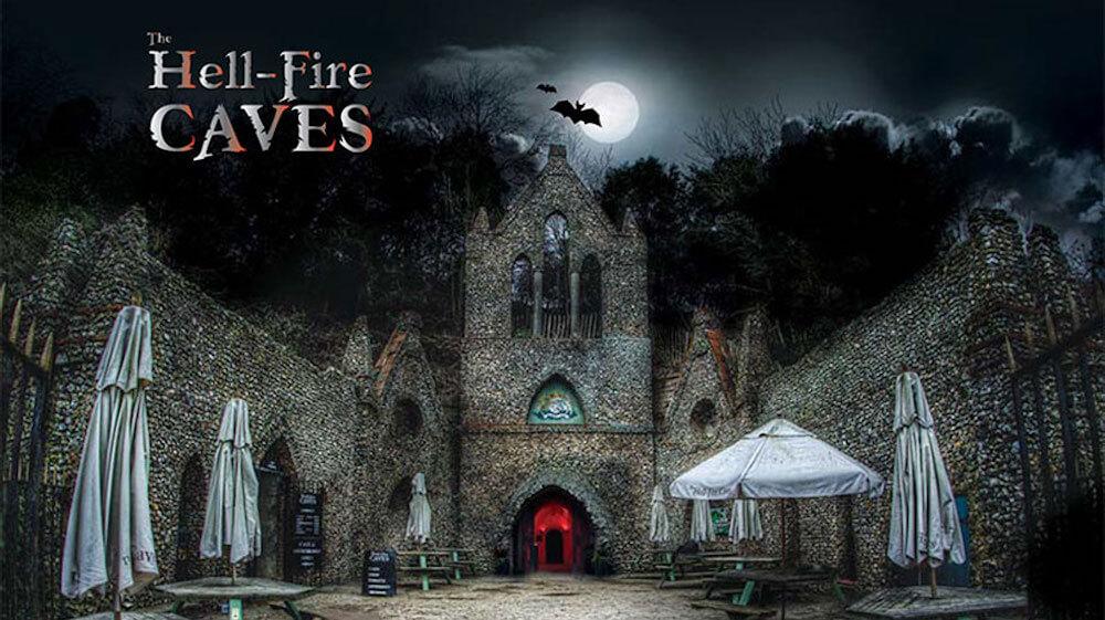 Best caves uk, Hellfire Caves