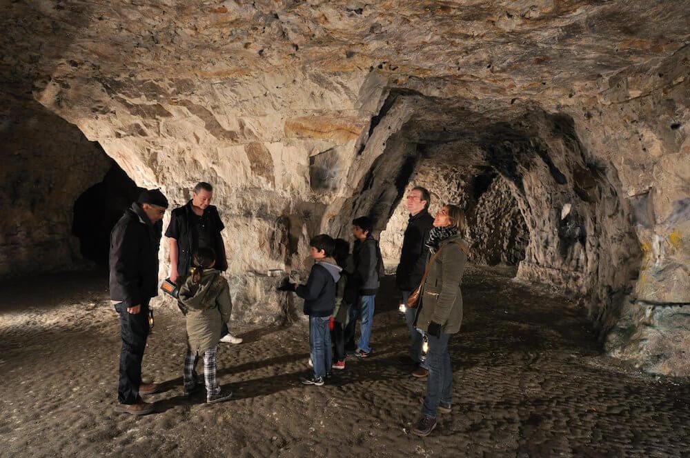 Best caves uk, Chislehurst Caves