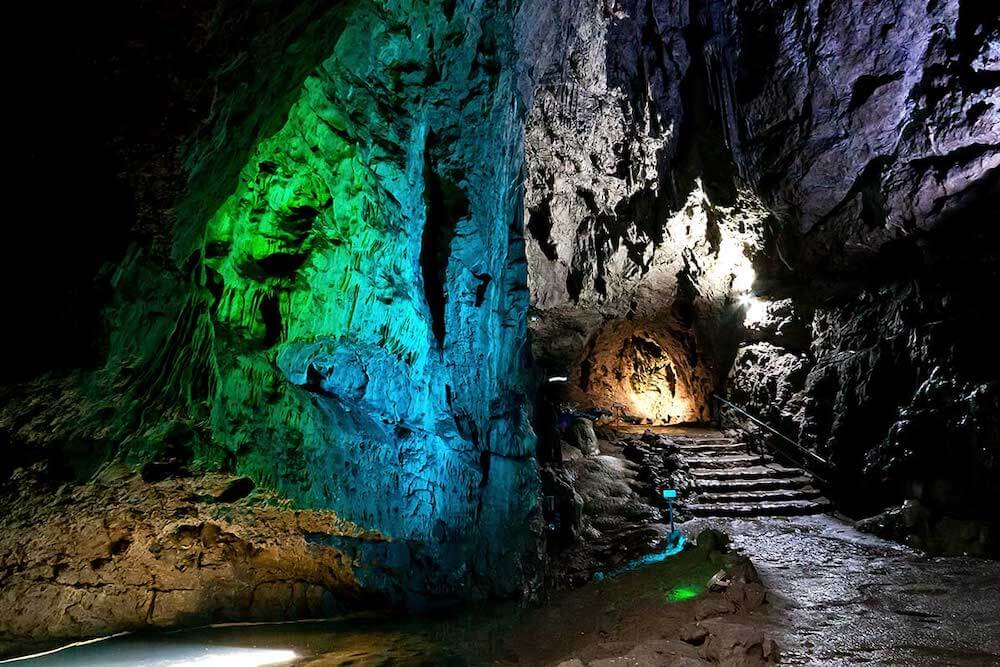Best caves uk, Wookey Hole Caves